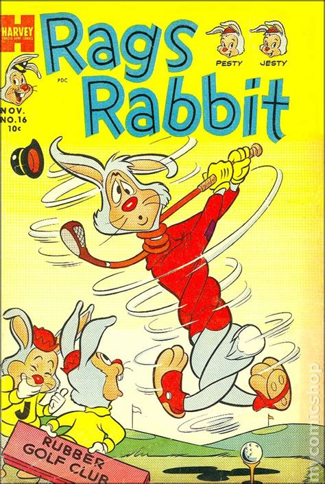 rabbits and rags