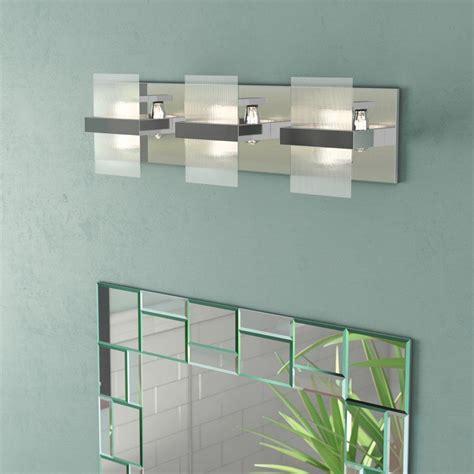 Radel Modern 1-Light LED Bath Bar