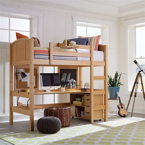 Radia Twin Loft Bed by Epoch Design