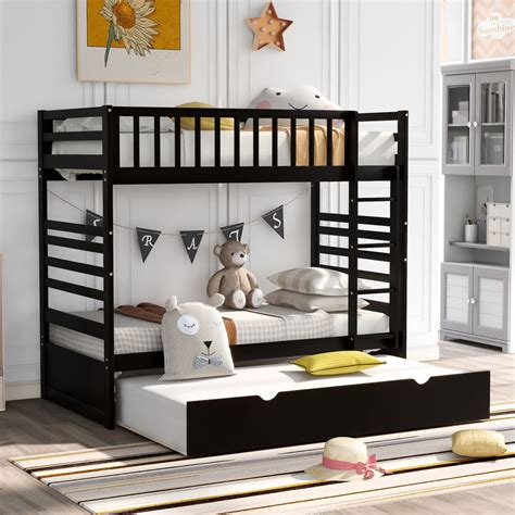 Radley Twin Bunk Bed with Storage by A&J Homes Studio
