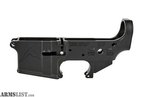 Rainier-Arms Rainier Arms A-Dac-F Lower Receiver.