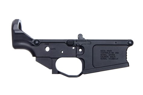 Rainier-Arms Rainier Arms Lower Receiver Mega Arms.