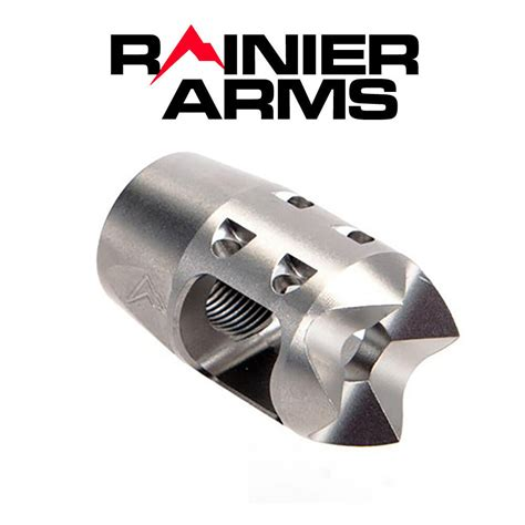 Rainier-Arms Rainier Arms Mini Compensator.