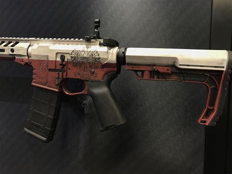 Rainier-Arms Rainier Arms Rifle