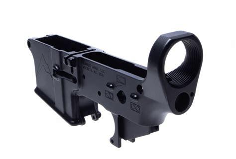 Rainier-Arms Rainier Arms Stripped Lower.
