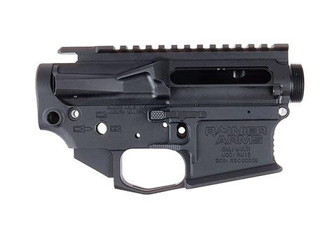 Rainier-Arms Rainier Arms Ultramatch Billet A3.