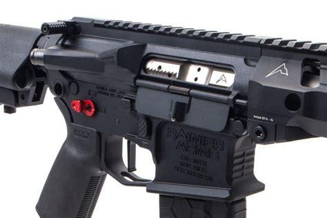 Rainier-Arms Rainier Arms Ultramatch Rifle.