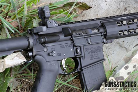 Rainier-Arms Rainier Arms Urban Carbine Ruc Review.