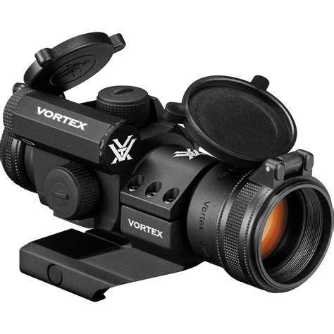 Vortex-Optics Raise The Vortex Optics Strikefire 2 Red Green Dot Sight.