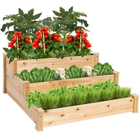 Raised Garden Bed Supplies