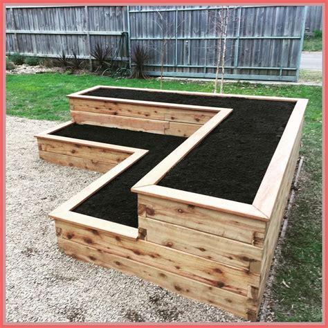 Raised Planters Diy