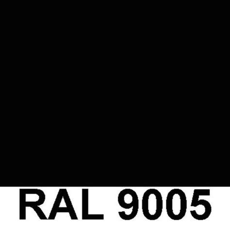 Ral 9005 Mat