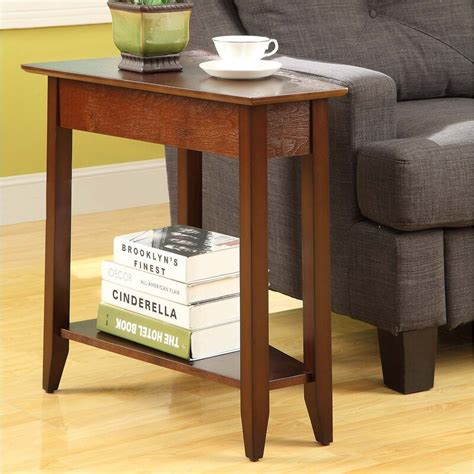 Randel Wedge End Table