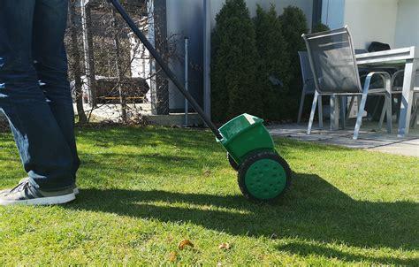 Rasen Richtig Düngen