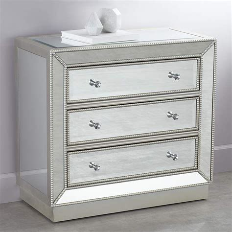 Rauscher Gorgeous 3 Drawer Accent Chest