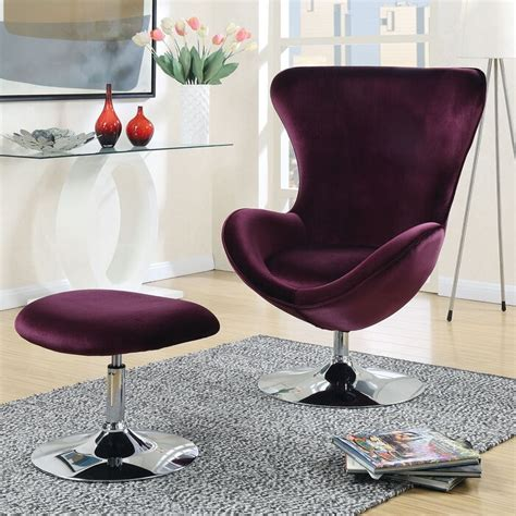 Ravenscourt Balloon Chair and Ottoman