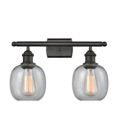 Raye 2-Light Vanity Light
