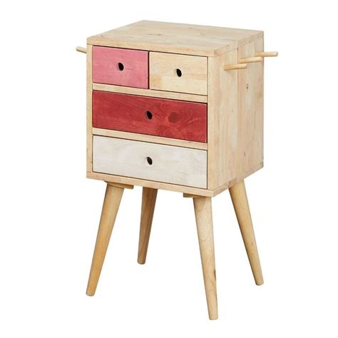 Rayner 4 Drawer Accent Chest