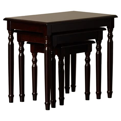 Raynsford 3 Piece Nesting Tables