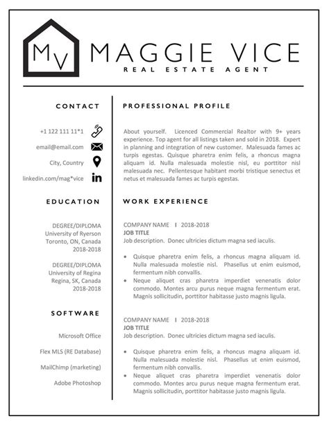 real free resume builder real cv examples resume samples visual cv free samples