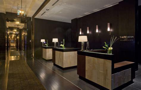 Reception Desk Hotel Design