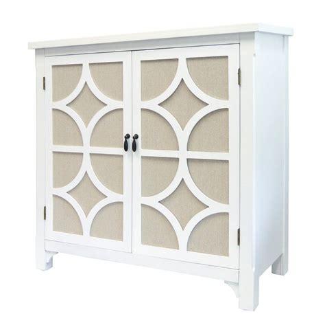 Recker 2 Door Accent Cabinet