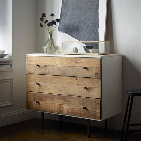 Reclaimed Wood Dresser Lacquer