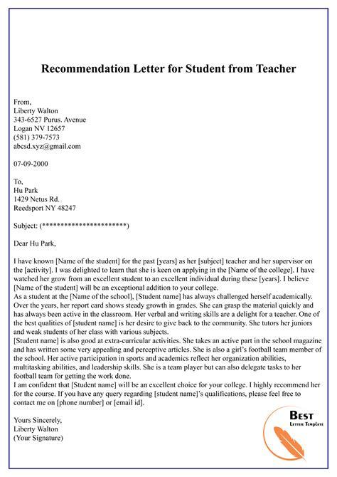 Recommendation Letter Student Exchange Order Student Records Transcript Parchment