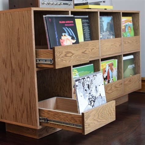 Record Cabinet Plans