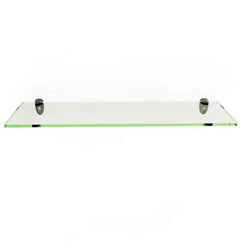 Rectangle Floating Glass Shelf Kit