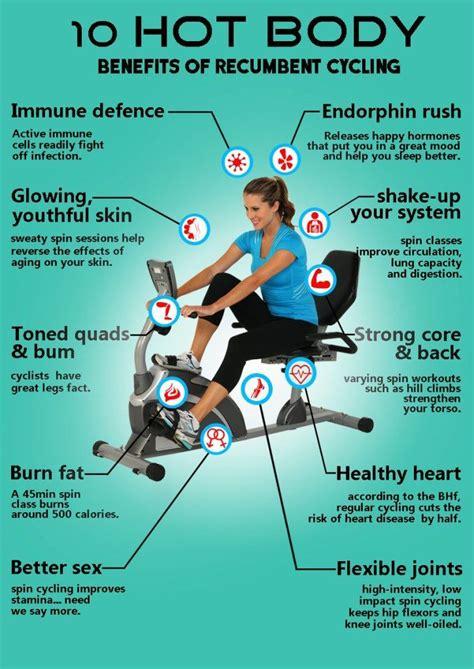 recumbent exercise bike benefits muscles