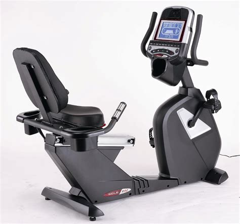 recumbent exercise bike sears outlet