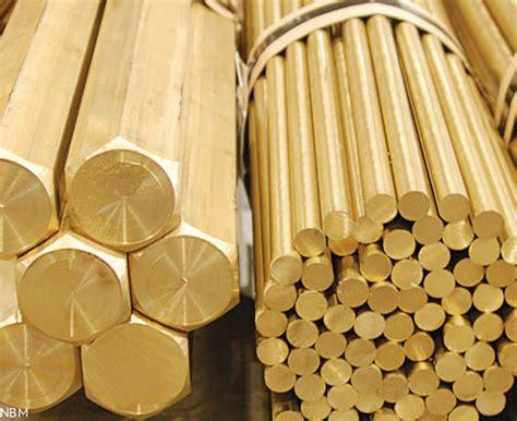 Brass Red And Brass.