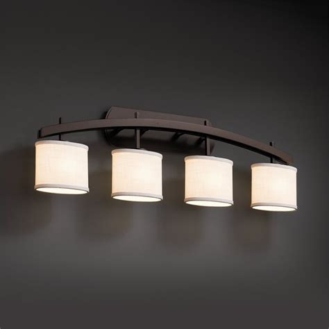 Red Hook 2 Light Oval Vanity Light