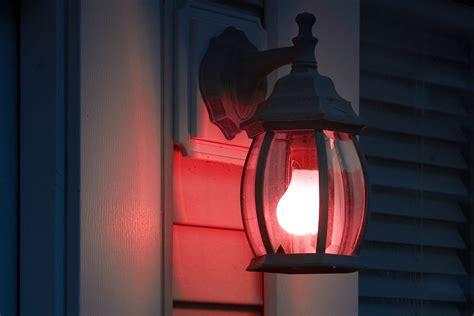 Main-Keyword Red Porch Light.
