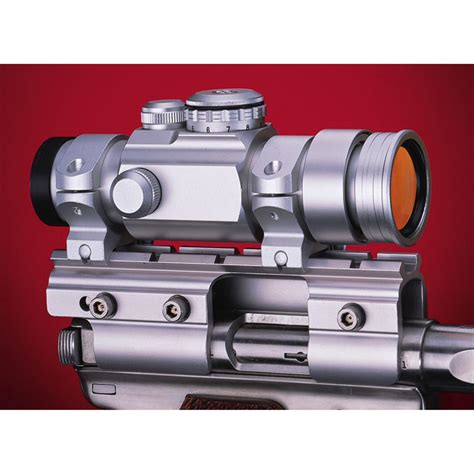 Rifle-Scopes Redfield Red Dot Rifle Scope.