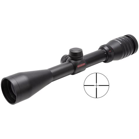 Rifle-Scopes Redfield Revenge 3 9x42mm Rifle Scope.
