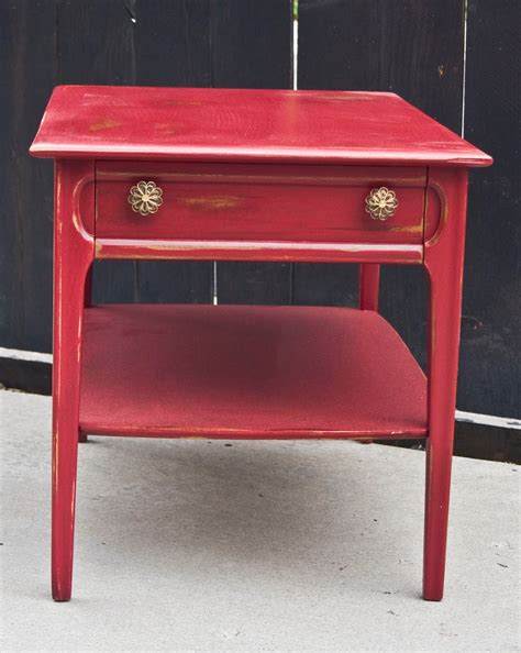 Redwine End Table