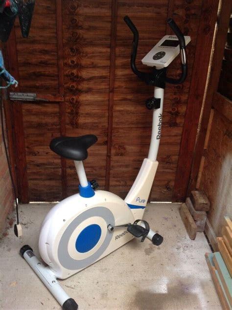 reebok pure exercise bike argos