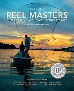 Read Books Reel Masters: Chefs Casting about with Timing and Grace Online