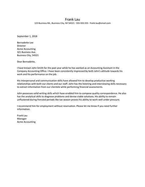 Reference Letter For Babysitter Sample 10 Employment Reference Letter Templates Free Sample