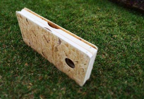 Regulation Corn Hole Board