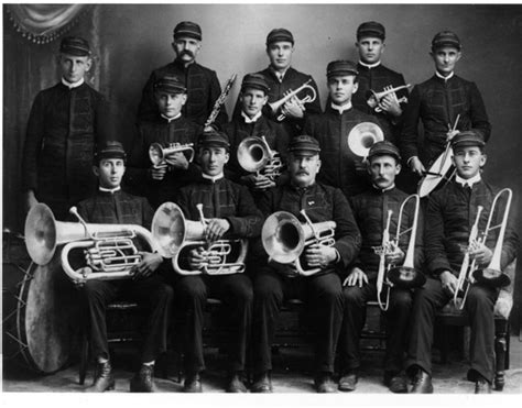 Brass Reliance Brass Band.
