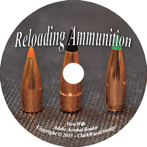 Ammunition Reloading Ammunition Books & Manuals.