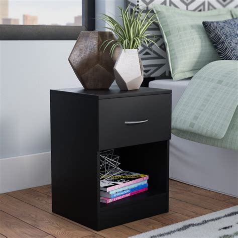 Remillard Standard 1 Dwawer Nightstand