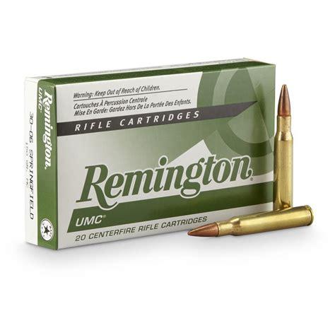 Ammunition Remington Non Lead Ammunition.