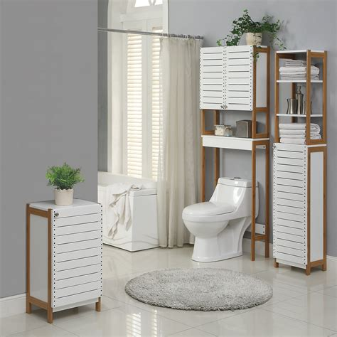 Rendition 23.62 W x 70.25 H Over the Toilet Storage