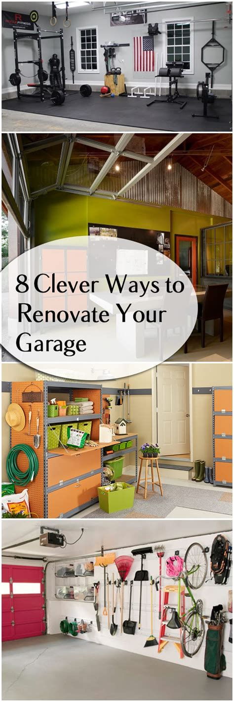 Renovate A Garage Diy