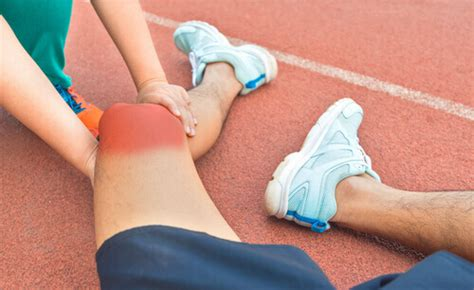 repetitive knee strain injury with atrophy meaning