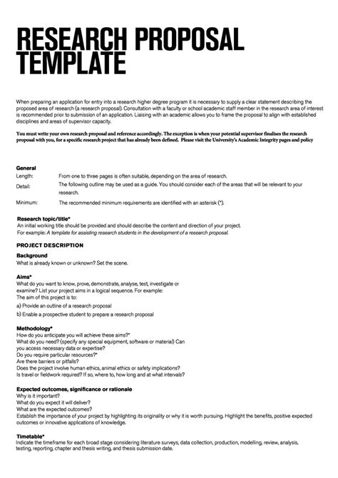Research Proposal Example In Biology Dissertation Examples Sample Thesis Research Proposal